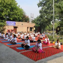 Internal Day of Yoga-2019
